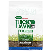 Scotts Turf Builder Thick 'R Lawn Sun & Shade, 48 lbs.