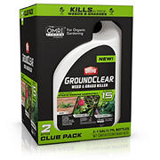 Ortho GroundClear Weed & Grass Killer - 2 pk./1-gal.