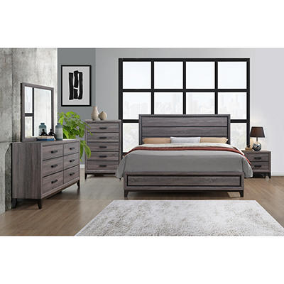 5 Pc Bedroom Sets