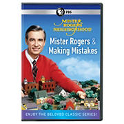 Mister Rogers and Making Mistakes (DVD)