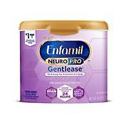 Enfamil NeuroPro Gentlease Baby Formula, 2 pk.