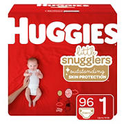 Huggies Little Snugglers Baby Diapers, Size 2, 84 ct.