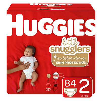 Diapers - Newborn And Size 1