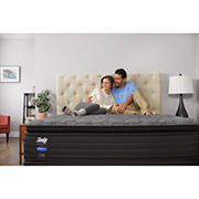 Sealy Grand Avenue Plush European Pillowtop Queen-Size Mattress