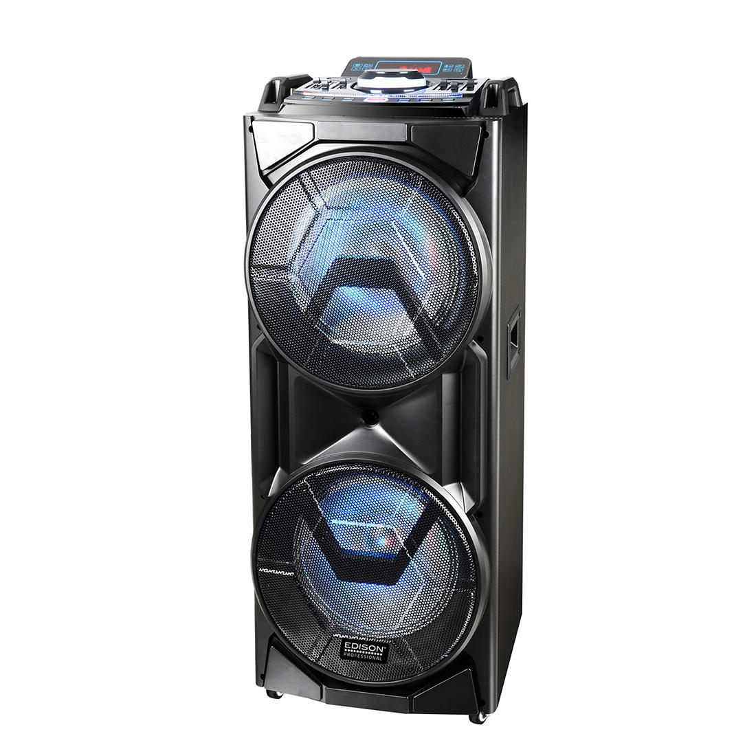 Edison Professional Party 1212 Bluetooth Speaker System