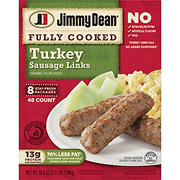 Jimmy Dean Turkey Sausage Links, 48 ct.