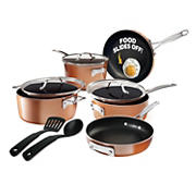 Gotham Steel Stackmaster Cookware, 10 pc.