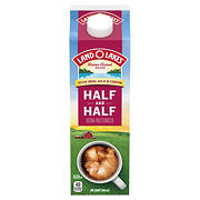 Land O'Lakes Traditional 1/2 & 1/2 Creamer, 32 oz.