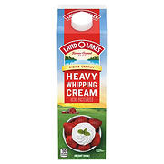 Land O'Lakes Heavy Whipping Cream, 32 oz.