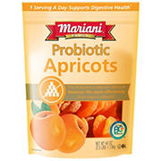 Mariani Probiotic Apricots, 40 oz.