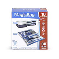 Deals on 10-Count MagicBag Instant Space Combo Pack