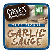 Steve's Mediterranean Traditional Garlic Sauce, 16 oz.