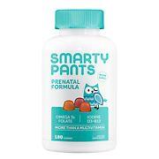 SmartyPants Prenatal Formula Gummy Multivitamin, 180 ct.