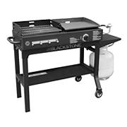 Blackstone Duo Griddle and Charcoal Grill Combo