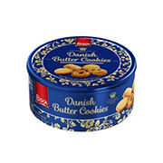 Bisca Danish Butter Cookies, 64 oz.