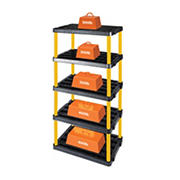 Gracious Living Heavy Duty 5 Tier Shelf