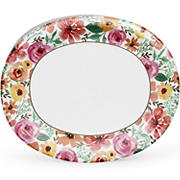"Artstyle  Oval ""Let It Shine' Performa Paper Plates, 35 ct."