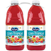 Ocean Spray Cran-Tropical Juice, 2 pk.