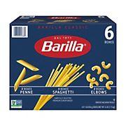 Barilla Pasta Variety Pack, 6 lbs.