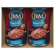 B&M Brick Oven Baked Beans, 4 pk./28 oz.