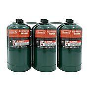 Coleman Camping Cylinder Propane Tanks, 6 pk.