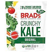 Brad's Plant Based Crunchy Kale, 6.25 oz.