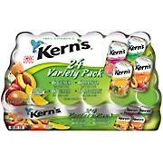 Kern's Nectar Variety Pack, 24 ct.