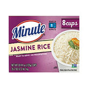 Minute Ready-To-Serve Jasmine Rice, 8 ct.