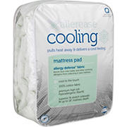Allerease King-Size Cooling Mattress Pad