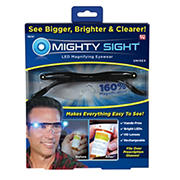 Mighty Sight LED Magnifying Earwear