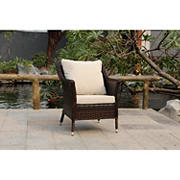 Berkley Jensen Wicker Dining Chair