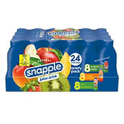 Snapple Juice Drink Variety Pack, 24 pk./20 fl. oz.