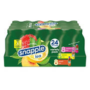Snapple Ice Tea Variety Pack, 24 pk./20 fl. oz.