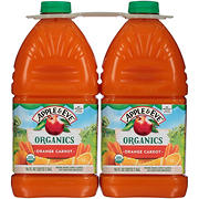 Apple & Eve Organic Orange Carrot Juice, 2 pk./ 96 oz.