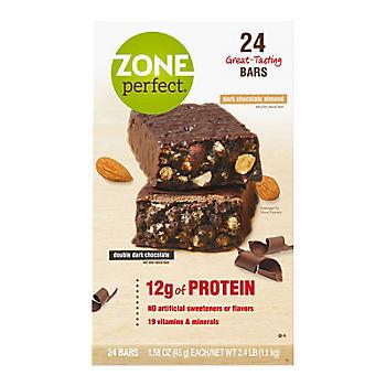 Zoneperfect Nutrition Bar Dark