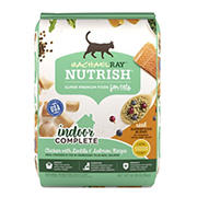 Rachael Ray Nutrish Indoor Complete Chicken with Lentils and Salmon Recipe, 14 lbs.