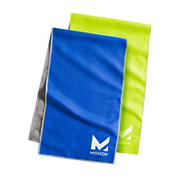 Mission Original Cooling Towels, 2 pk.