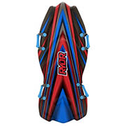 """48"""" RYDR Molded Sled - Red, Black and Blue"""