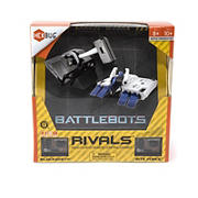 Battlebots Rivals or Micro Titans Vortex Competition Set - Blacksmith/Biteforce