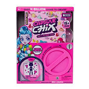 Capsule Chix Collectable Dolls, Sweet Circuits Collection