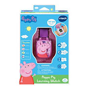 VTech Learning Watch - Peppa Pig