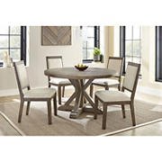 Steve Silver Grace 5-Pc. Dining Set - Brown