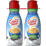 Coffee-Mate Sugar Free French Vanilla, 2 pk.