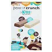 Power Crunch Kids Chocolate Lava and Birthday Cake Energy Bars, 18 ct.