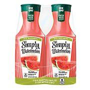 Simply Watermelon Juice, 2 ct.