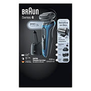 Braun Series 6 Rechargeable Electric Razor for Men