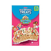 Kellogg's Birthday Cake Rice Krispies Treats, 36 ct.