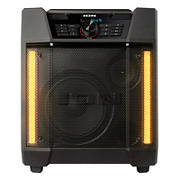 ION Adventurer High-Power Weather-Resistant Speaker with App Control and Light Bar