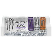 Monster Energy Ultra Variety Pack, 24 pk.