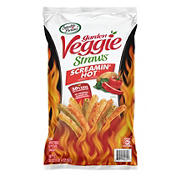 Sensible Portions Screamin' Hot Veggie Straws, 20 oz.